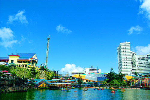lich tour singapore sentosa hoang viet travel