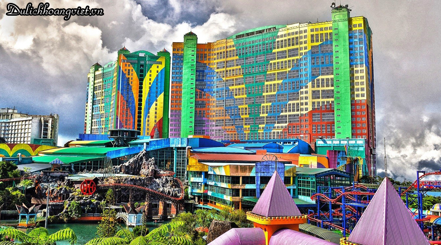 Du lịch malaysia - singapore tour garden by the bay - genting t42016 - 4