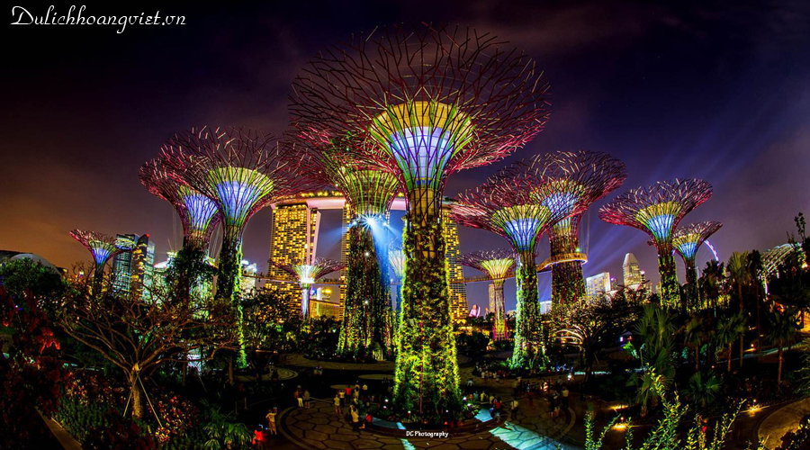 Du lịch malaysia - singapore tour garden by the bay - genting t42016 - 2