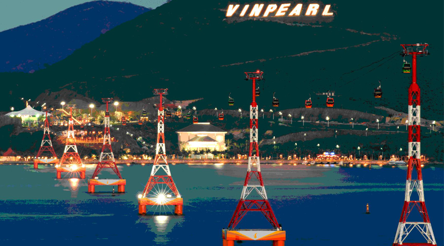 Tour Vinpearlland - I resort (T5,6,7,8/2014)