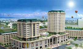 Vinh Trung Plaza Apartments & Hotel